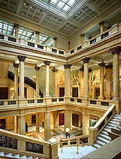 The Carnegie Museums Grand Staircase