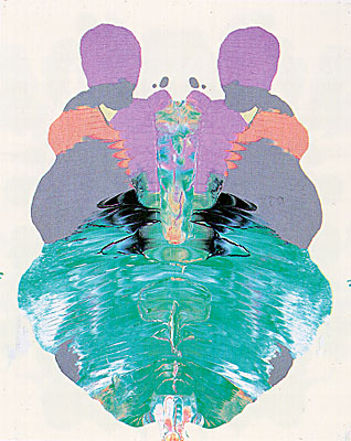 Artnet.Com Magazine Features - Andy Warhol: Rorschach Paintings