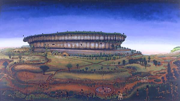The Circus, Verne Dawson, 2001