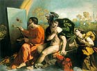 Jupiter, Mercury and Virtue