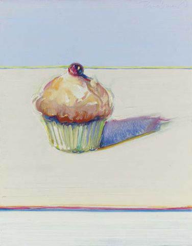 Various Cakes Wayne Thiebaud