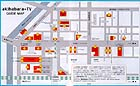 """Akihabara TV"" guide map"
