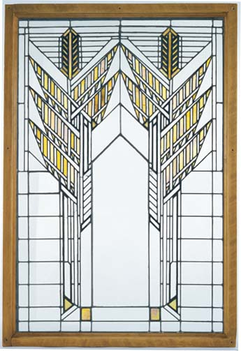 New this month in u s museums for Window samples for houses