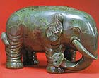 Elephant, $112,500 at Sotheby's