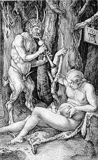 Mythical creatures and phenomena