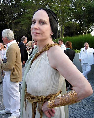 Fashion Designer Mary Mcfadden