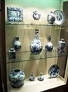 Delftware at Aronson Antiquairs