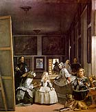 Las Meninas (Maids of Honor) or The Family of Philip IV