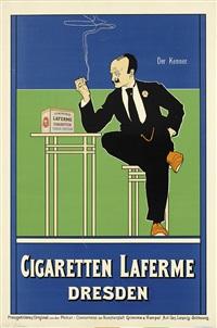 cigaretten laferme/dresden by fritz rehm