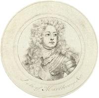 portrait of john churchill, 1st duke of marlborough (1650-1722) by john faber the elder