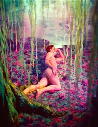 untitled (willow tree) by james bidgood