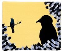 bird by merve sendil