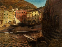 vernazza/italy by eduard ameseder