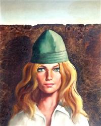 boceto para cabeza de sabra by vito campanella