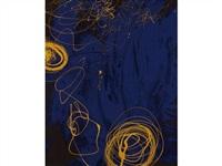 souffle - bleu by gérard d' artois