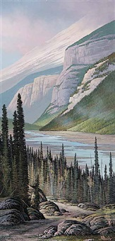 along the athabasca by roger d. arndt