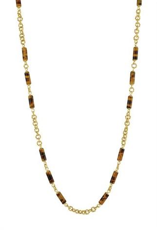 longchain necklace by tiffany & company