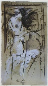 mujer de poca cabeza by walter aiello