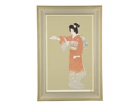 dance of jyo by shoen uemura
