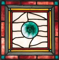 windows (set of 4) by john la farge