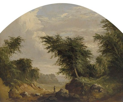 untitled landscape by robert scott duncanson