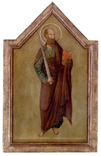 saint paul by lippo di benivieni