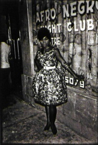 afro negro night club by jean depara