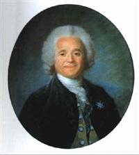 portrait de pierre-joseph lamoureux by joseph boze
