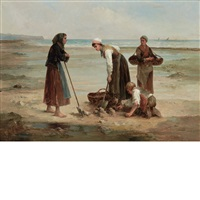 the clamdiggers by louis laurent