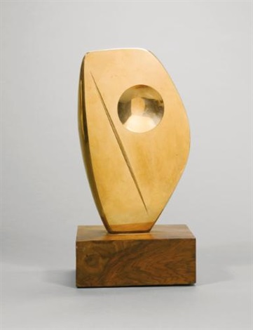 serene head thea by barbara hepworth