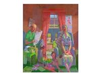 domesticity by herbert edward badham