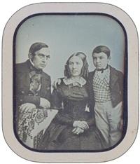 portrait d'une famille by (ph) sabatier-blot