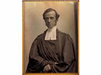 retrato de en clérigo by southworth & hawes