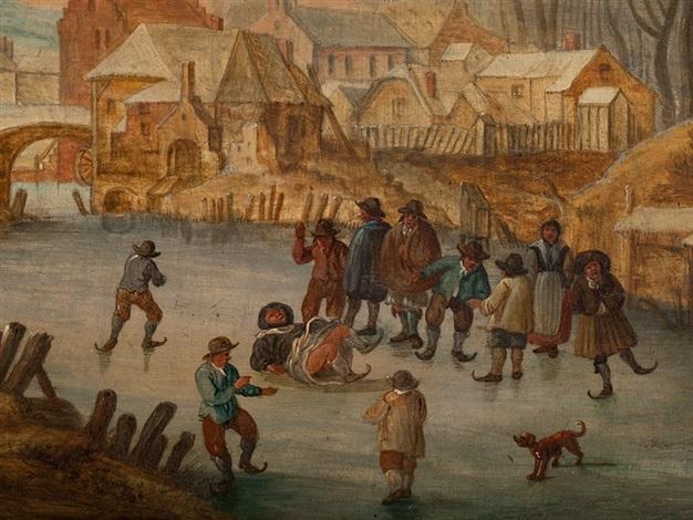 fun on the ice by thomas heeremans