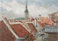 über den dächern by marie loise amiet