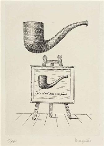 les deux mystères by rené magritte