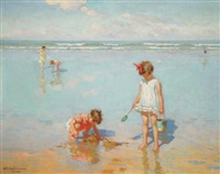 children by the sea by charles garabed atamian