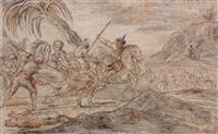 la chasse aux lions by charles parrocel