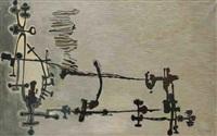 composition abstraite by paul ackermann