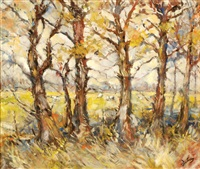 tree line by erasmus bernhard van dulmen krumpelman