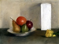 still life with fruit by raffi bader