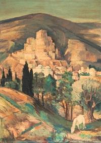 jerusalem by louis kahan