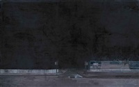untitled (livingstone road) by hurvin anderson