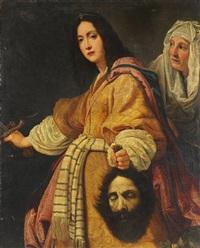 judith mit dem haupt des holofernes by cristofano allori