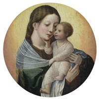the virgin and child by gerard david
