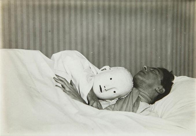 jean cocteau le chercheur dort by berenice abbott