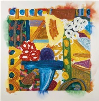 sikar by gillian ayres
