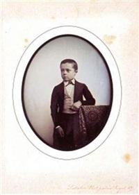 portrait de jeune garçon by (ph) sabatier-blot