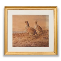 A Pair of Grouse, 1899