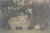 der bollerwagen by rudolf-werner ackermann